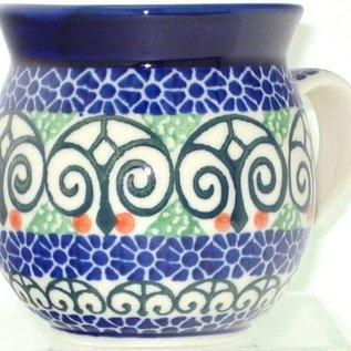 Ceramika Artystyczna Bubble Cup Large Stained Glass
