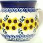 Ceramika Artystyczna Bubble Cup Large Sunflower
