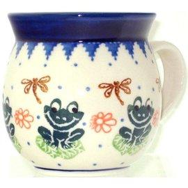 Ceramika Artystyczna Bubble Cup Small Lil Froggie