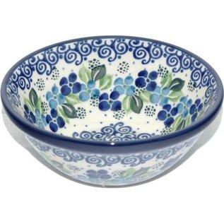 Ceramika Artystyczna Kitchen Bowl Size 1 Blue Chiffon