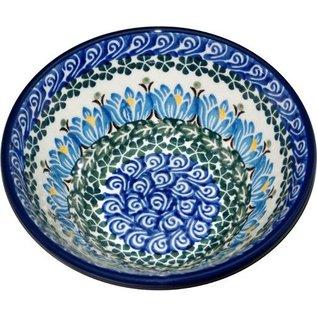 Ceramika Artystyczna Kitchen Bowl Size 1 Waterlilies