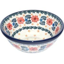 Ceramika Artystyczna Kitchen Bowl Size 1 Winter Celebration