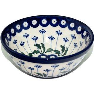 Ceramika Artystyczna Kitchen Bowl Size 1 Royal Daisies
