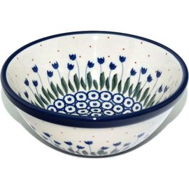Ceramika Artystyczna Kitchen Bowl Size 1 Winter Tulips
