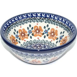 Ceramika Artystyczna Kitchen Bowl Size 1 Golden Amber
