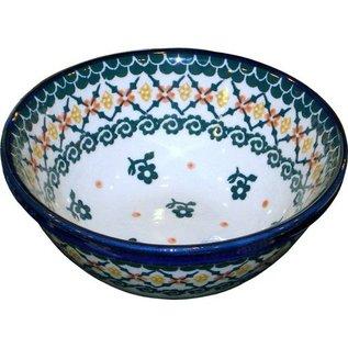 Ceramika Artystyczna Kitchen Bowl Size 1 Nasturtium