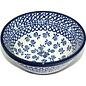 Ceramika Artystyczna Kitchen Bowl Size 1 Hidden Butterfly Blue