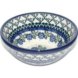 Ceramika Artystyczna Kitchen Bowl Size 1 Blackberry Vineyard