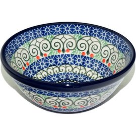 Ceramika Artystyczna Kitchen Bowl Size 2 Stained Glass