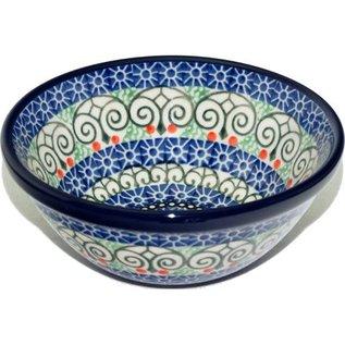 Ceramika Artystyczna Kitchen Bowl Size 2 Stained Glass