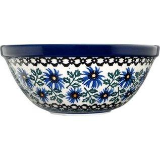 Ceramika Artystyczna Kitchen Bowl Size 2 Periwinkle