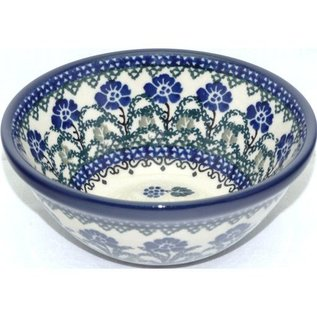 Ceramika Artystyczna Kitchen Bowl Size 2 Rosie's Garden