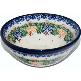 Ceramika Artystyczna Kitchen Bowl Size 2 French Grapes
