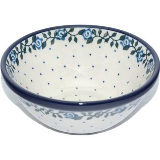 Ceramika Artystyczna Kitchen Bowl Size 2 Antique Rose