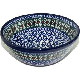 Ceramika Artystyczna Kitchen Bowl Size 2 Curly Willow