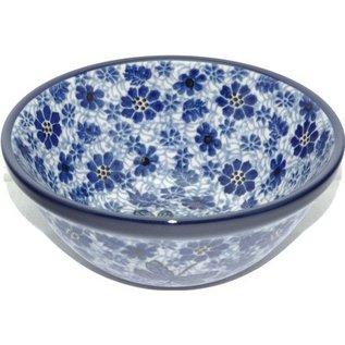 Ceramika Artystyczna Kitchen Bowl Size 2 Chintz Dragonfly