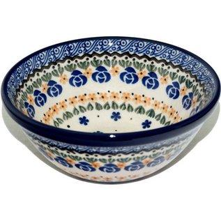 Ceramika Artystyczna Kitchen Bowl Size 2 Sweetheart Garland