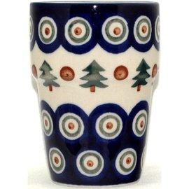 Ceramika Artystyczna Tumbler Small Royal Evergreen
