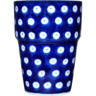 Ceramika Artystyczna Tumbler Small Royal Blue