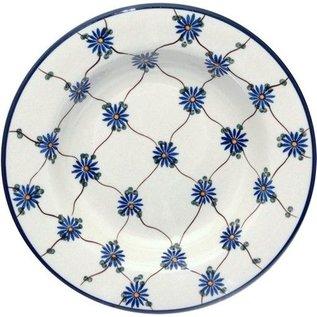 Ceramika Artystyczna Pasta Bowl Daisy Chain
