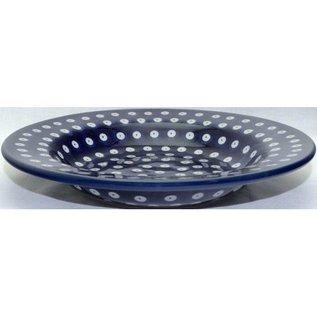 Ceramika Artystyczna Pasta Bowl Royal Blue