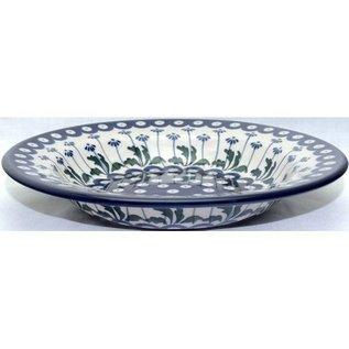 Ceramika Artystyczna Pasta Bowl Royal Daisies