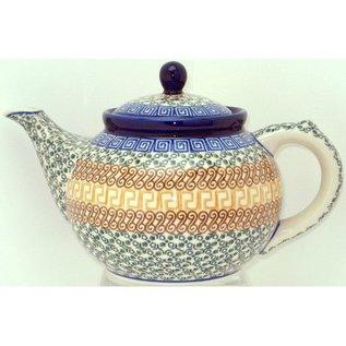 Ceramika Artystyczna Teapot Size 3 Autumn