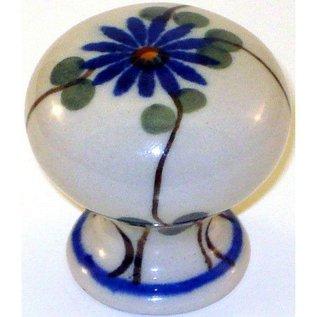 Ceramika Artystyczna Drawer Pull Daisy Chain N