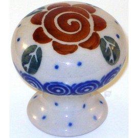 Ceramika Artystyczna Drawer Pull Lady Godiva Auburn