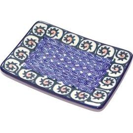 Ceramika Artystyczna Rectangular Soap Dish Dreamland