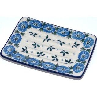 Ceramika Artystyczna Rectangular Soap Dish Rosie's Gate