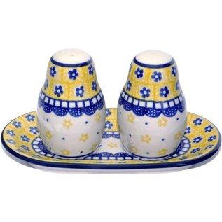Ceramika Artystyczna Salt & Pepper Set Soho Square