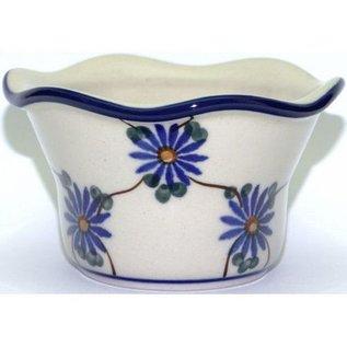 Ceramika Artystyczna Votive Holder Daisy Chain N
