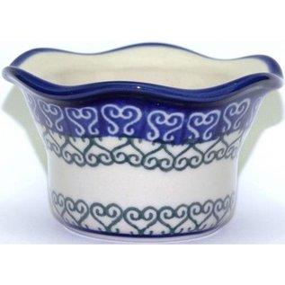 Ceramika Artystyczna Votive Holder Filigree