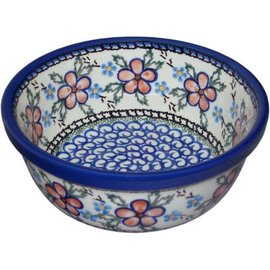 Ceramika Artystyczna Modern Bowl Size 2 Apple Blossom Pink
