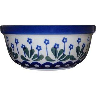 Ceramika Artystyczna Modern Bowl Size 2 Royal Forget Me Not