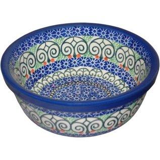Ceramika Artystyczna Modern Bowl Size 2 Stained Glass