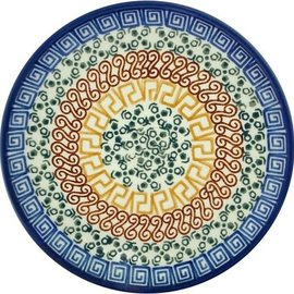 Ceramika Artystyczna Bread & Butter Plate Autumn