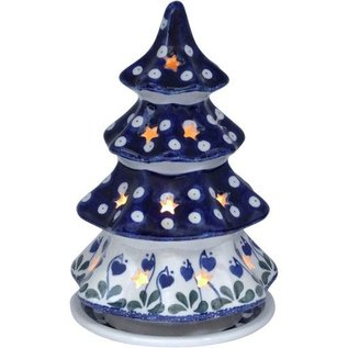 Ceramika Artystyczna Tree Size 3 Royal Hanging Hearts