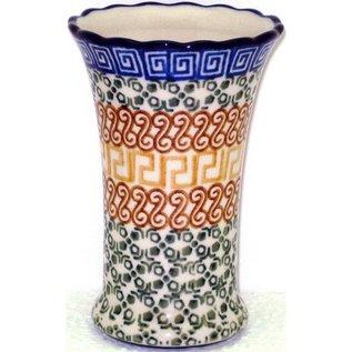Ceramika Artystyczna Trumpet Vase Size 1 Autumn