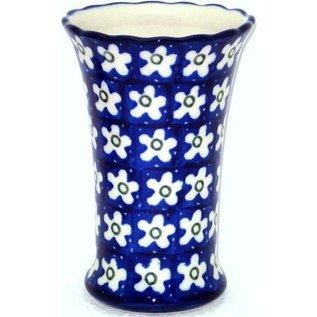 Ceramika Artystyczna Trumpet Vase Size 1 Stephanotis