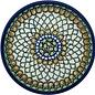 Ceramika Artystyczna Bread & Butter Plate Geometric Hazel Signature