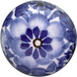Ceramika Artystyczna Drawer Pull Elegance (In Blue) Signature