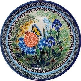 Ceramika Artystyczna Luncheon Plate Marcella Signature