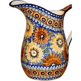 Ceramika Artystyczna French Pitcher Size 1 U0585 Signature 4