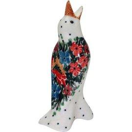 Ceramika Artystyczna Pie Bird Piper Signature