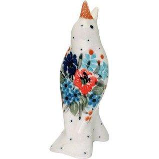 Ceramika Artystyczna Pie Bird U3047 Signature