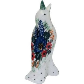 Ceramika Artystyczna Pie Bird Madame Butterfly Signature