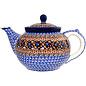 Ceramika Artystyczna Teapot Size 3 Cottage Amber Signature 3.5