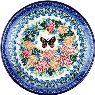 Ceramika Artystyczna Dinner Plate Adeline Signature